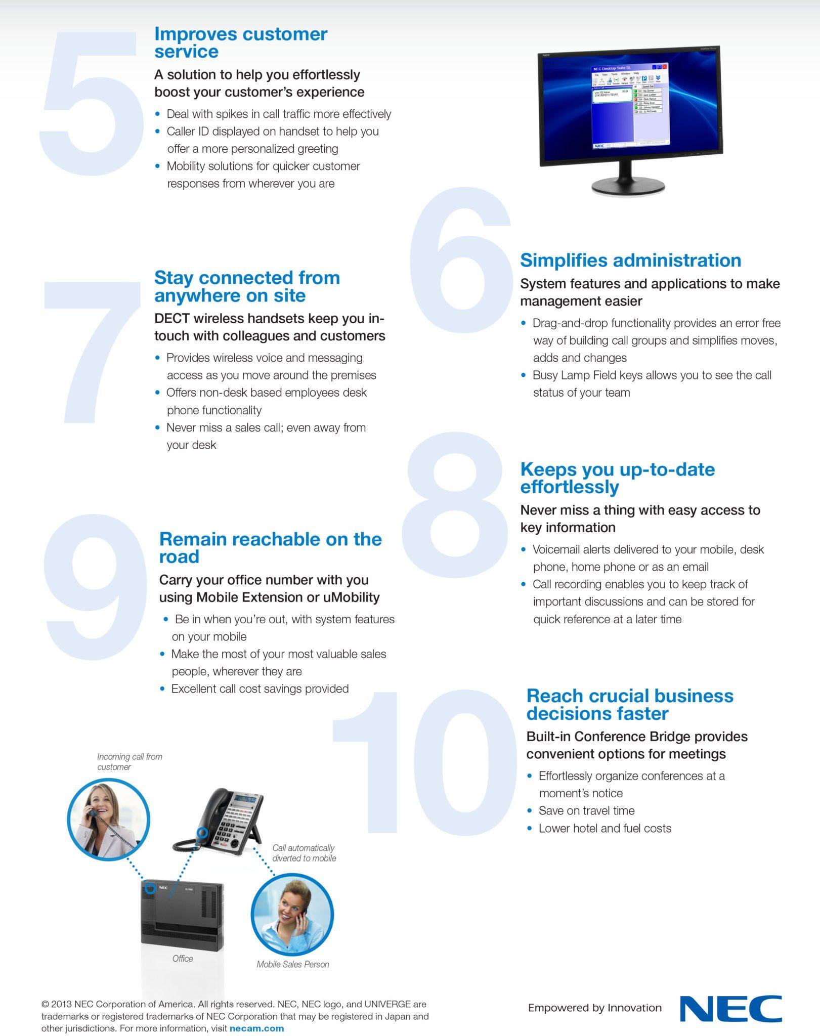 NEC_SL1100_Benefits-2